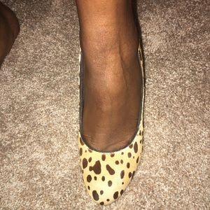 Tory Burch Leopard Heels